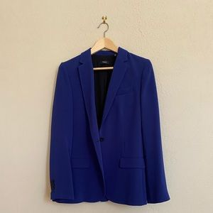 Theory Summer Suits (royal blue, Made in USA)